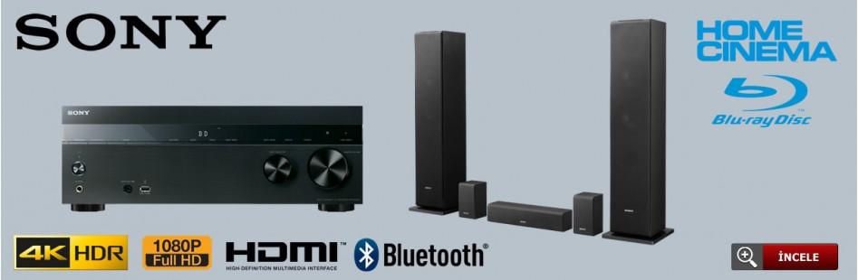 Sony Ev Sinema Ses Sistemi