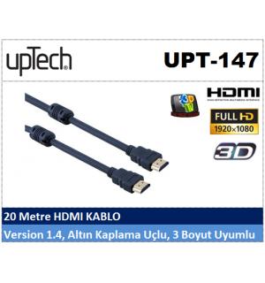 Uptech UPT-147 20MT HDMI Projeksiyon Kablosu