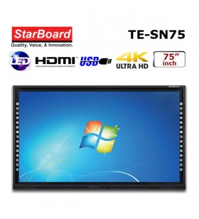 Starboard TE-SN75 Interactive Dokunmatik Led Ekran