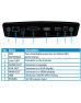 GERATECH WUHD-MR300 Kablosuz Görüntü-Ses Aktarım Cihazı