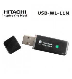 Hitachi USB-WL-11N Kablosuz Bağlantı Adaptörü USB