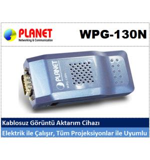 PLANET WPG-130N Kablosuz Görüntü Aktarım Cihazı