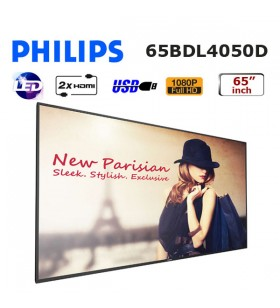 PHILIPS 65 inch PROFESYONEL LED MONİTÖR 65BDL4050D