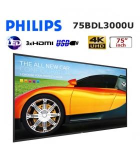 PHILIPS 75 inch PROFESYONEL UHD LED MONİTÖR 75BDL3000U