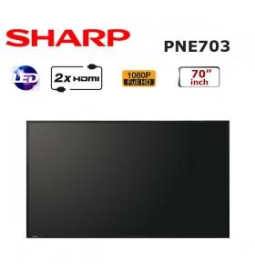 SHARP PN-E703 70 inch PROFESYONEL LED MONİTÖR