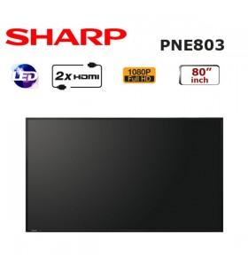 SHARP PN-E803 80 inch PROFESYONEL LED MONİTÖR