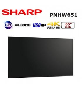SHARP PN-HW651 65 inch PROFESYONEL LED MONİTÖR