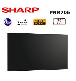 SHARP PN-R706 70 inch PROFESYONEL LED MONİTÖR