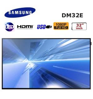 SAMSUNG DM32E 32 inch PROFESYONEL LED MONİTÖR