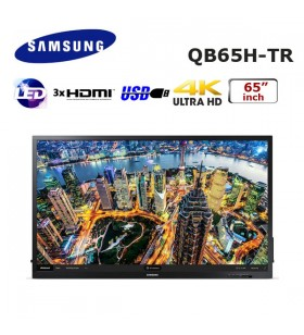 SAMSUNG QB65H-TR 65 inch PROFESYONEL DOKUNMATİK EKRAN