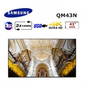 SAMSUNG QM43N 43 inch PROFESYONEL LED MONİTÖR