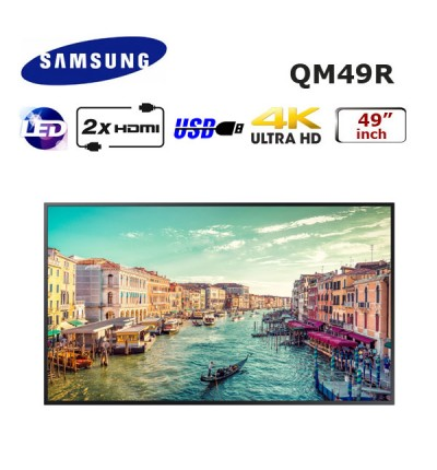 SAMSUNG QM49R 49 inch PROFESYONEL LED MONİTÖR