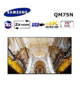 SAMSUNG QM75N 75 inch PROFESYONEL LED MONİTÖR