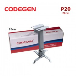 CODEGEN P20 Projeksiyon Tavan Askı Aparatı (20cm)