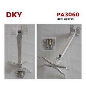 DKY PA3060 Projeksiyon Tavan Askı Aparatı (30-60cm)