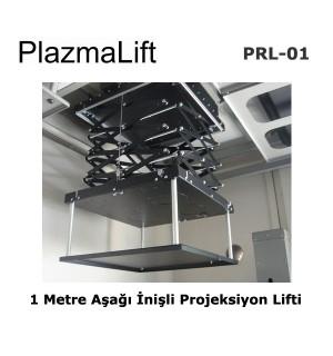 PlazmaLift PRL-01 Projeksiyon Lifti (1mt)