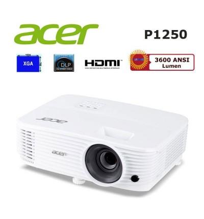 Acer P1250 DLP Projeksiyon Cihazı