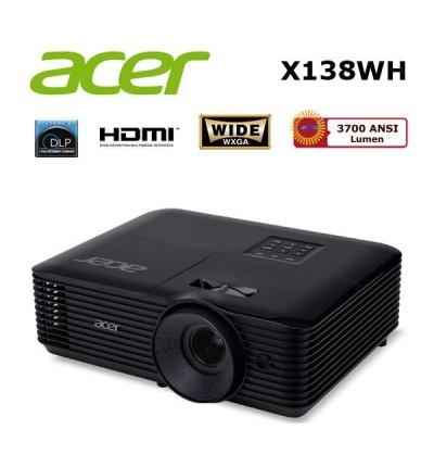 Acer X138WH DLP HD Projeksiyon Cihazı