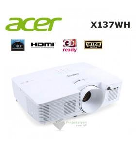 Acer X137WH DLP HD Projeksiyon Cihazı