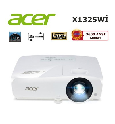 Acer X1325Wİ HD Wi-Fi Projeksiyon Cihazı
