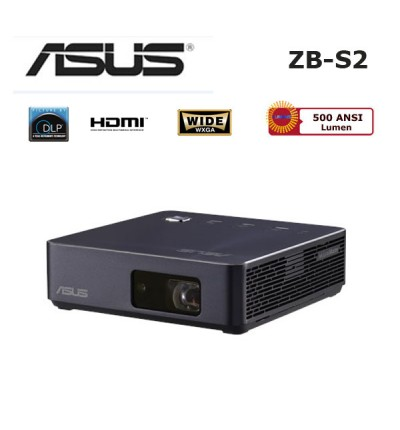 Asus ZenBeam S2 Kablosuz Led Projeksiyon Cihazı