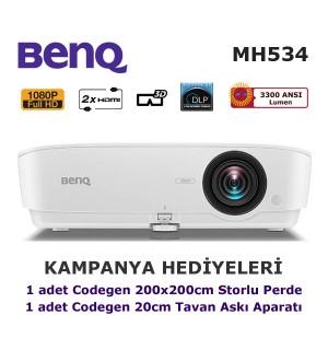 BENQ MH534 Projeksiyon Kampanya