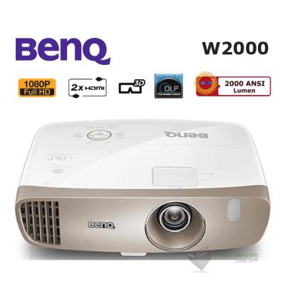 BenQ W2000 Full HD Ev Sinema Projeksiyon