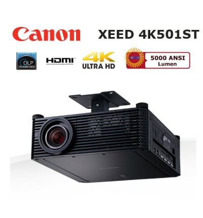 CANON XEED 4K501ST Projeksiyon Cihazı