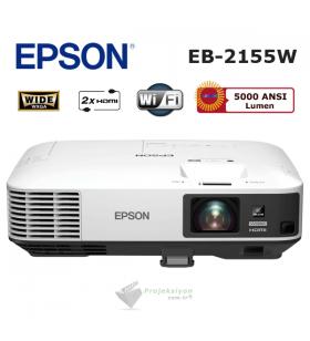 EPSON EB-2155W HD Wi-Fi Kablosuz Projeksiyon