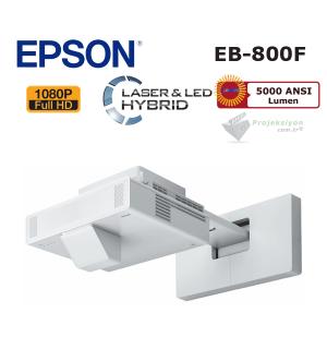 EPSON EB-800F Lazer Projeksiyon Cihazı