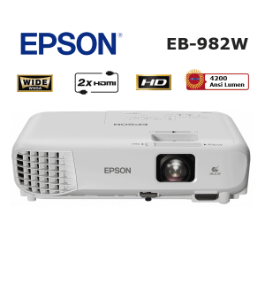 Epson EB-982W HD Projeksiyon Cihazı