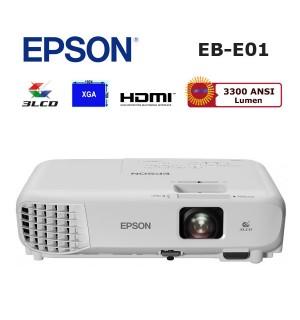EPSON EB-E01 Projeksiyon Cihazı