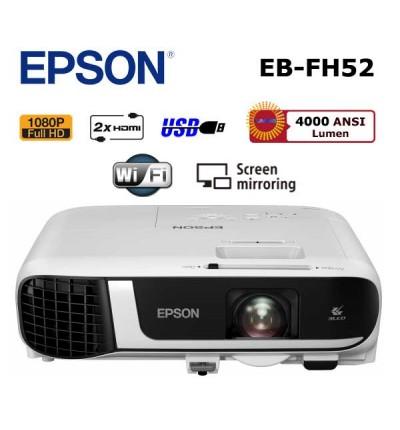 EPSON EB-FH52 Full HD Kablosuz Projeksiyon Cihazı