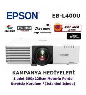 Epson EB-L400U Lazer Projeksiyon Cihazı
