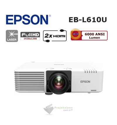 Epson EB-L610U Projeksiyon Cihazı