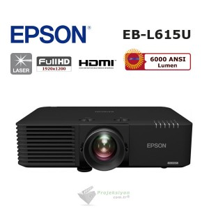 Epson EB-L615U Lazer Projeksiyon Cihazı