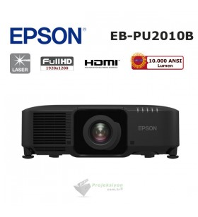 Epson EB-PU2010B Lazer Projeksiyon Cihazı ( No Lens )