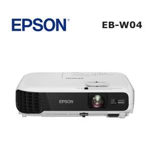 Epson EB-W04 Projeksiyon Cihazı