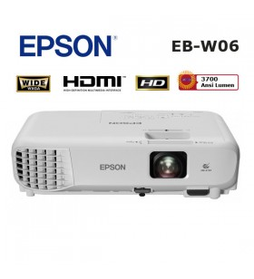 EPSON EB-W06 HD Projeksiyon Cihazı