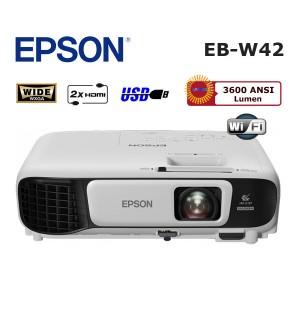 EPSON EB-W42 HD Wifi Projeksiyon