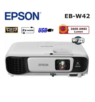 EPSON EB-W42 Projeksiyon Cihazı