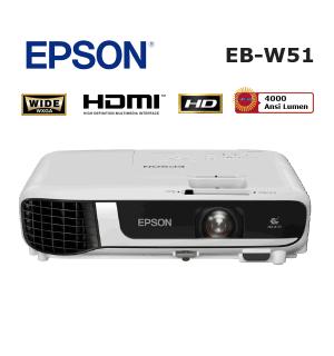 EPSON EB-W51 HD Projeksiyon