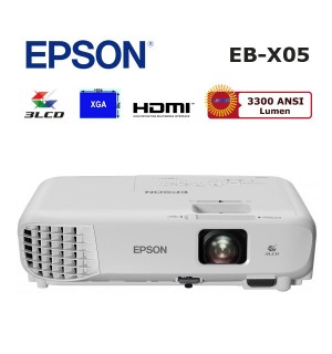 EPSON EB-X05 Projeksiyon Cihazı
