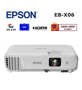 EPSON EB-X06 Projeksiyon Cihazı