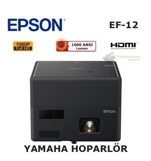 Epson EF-12 Lazer Projeksiyon