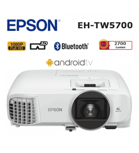 EPSON EH-TW5700 Projeksiyon Cihazı (Full HD, Android TV)