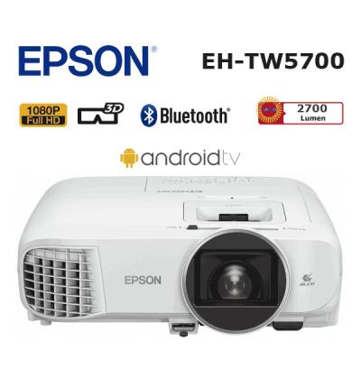 EPSON EH-TW5700 Projeksiyon Cihazı (Full HD, Android TV)