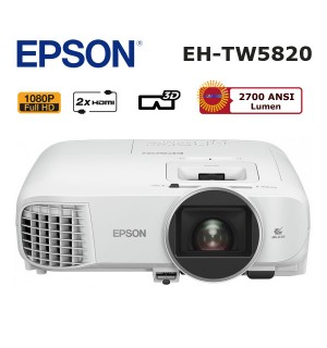 EPSON EH-TW5820 Projeksiyon Cihazı (Full HD, Android TV)