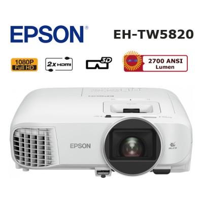 EPSON EH-TW5820 Projeksiyon Cihazı (Full HD, Android TV)