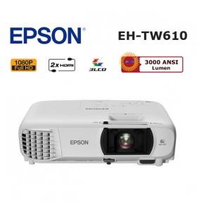 EPSON EH-TW610 Kablosuz Ev Sinema Projeksiyon Cihazı